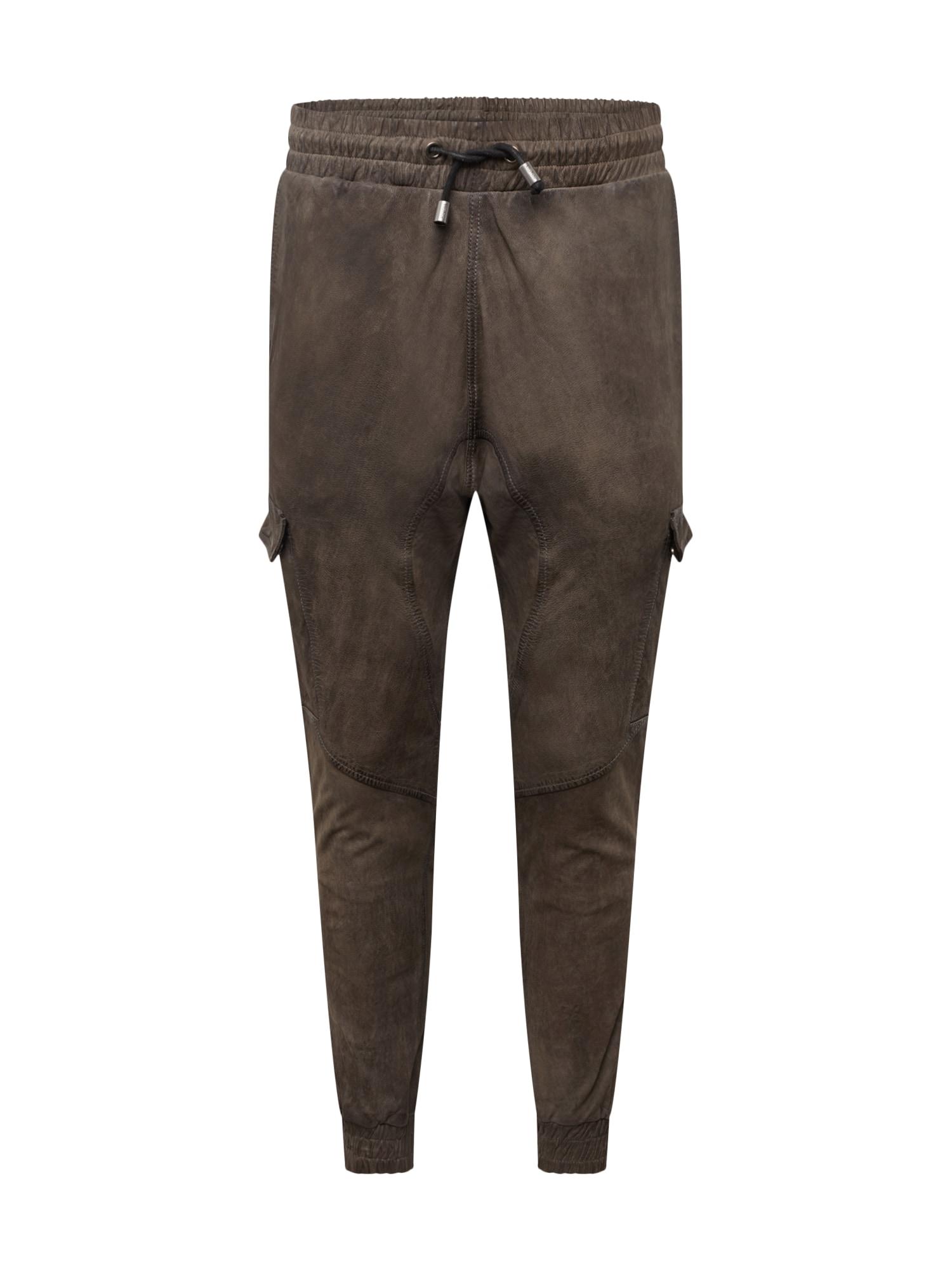 tigha Kelnės 'MORLIN' ruda