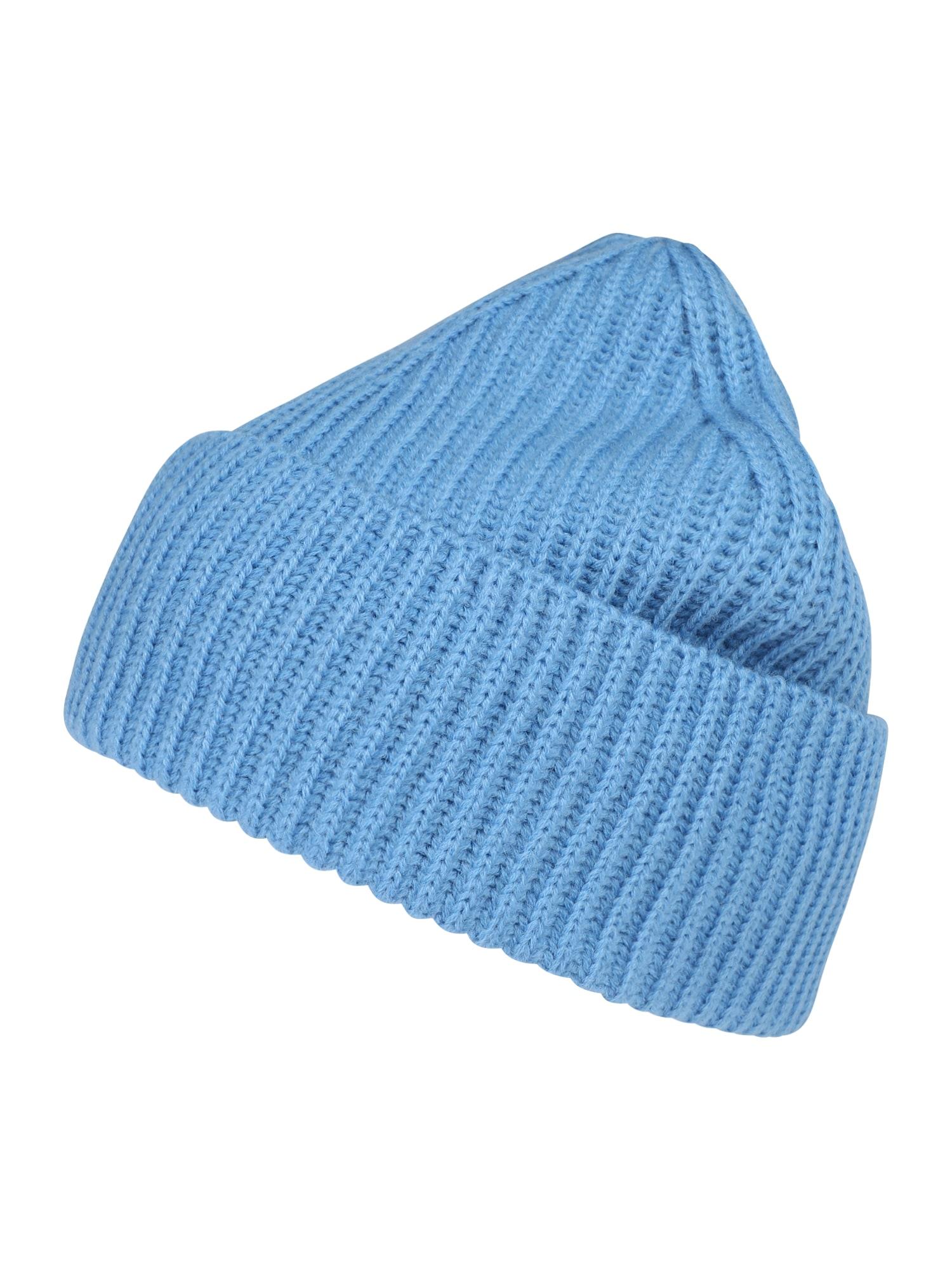 ABOUT YOU Megzta kepurė 'Shania' mėlyna