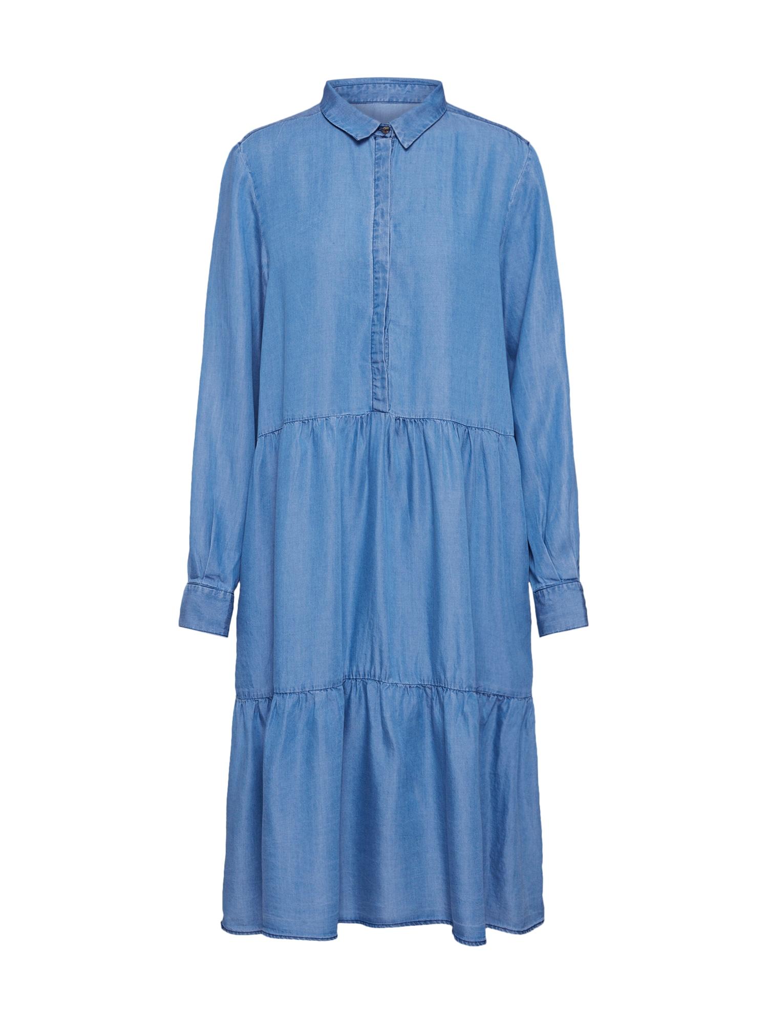 Soft Rebels Palaidinės tipo suknelė 'Moira' mėlyna