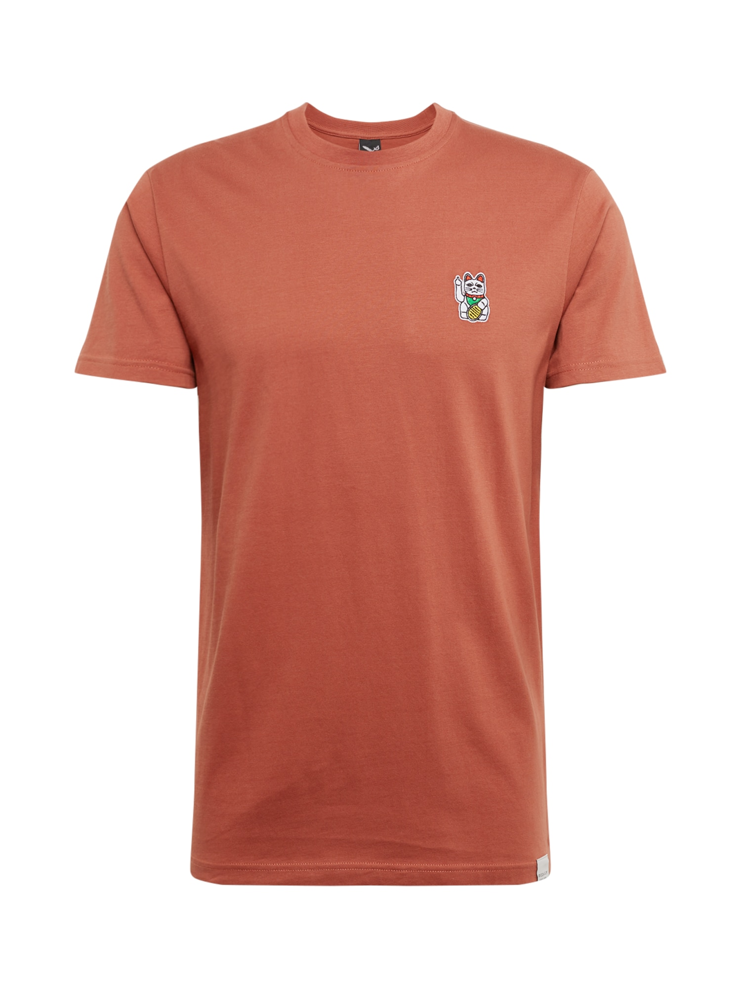 Iriedaily Marškinėliai oranžinė-raudona