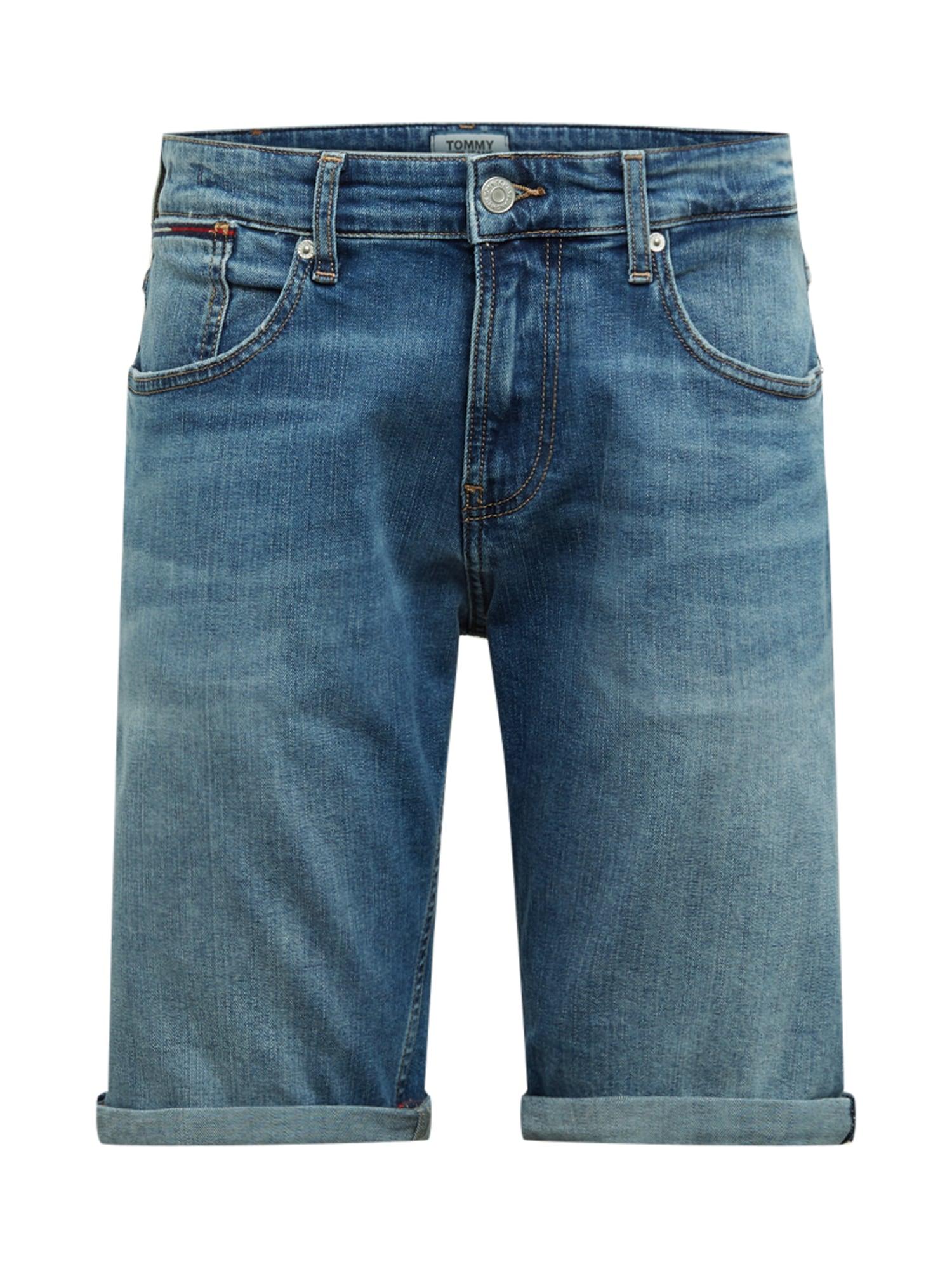 Tommy Jeans Džinsai 'RONNIE' tamsiai (džinso) mėlyna
