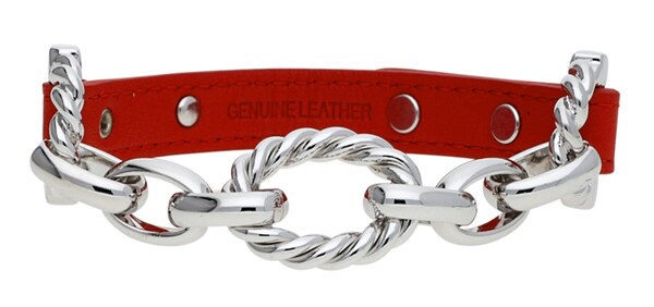 Armbaender für Frauen - GUESS Armband rot  - Onlineshop ABOUT YOU
