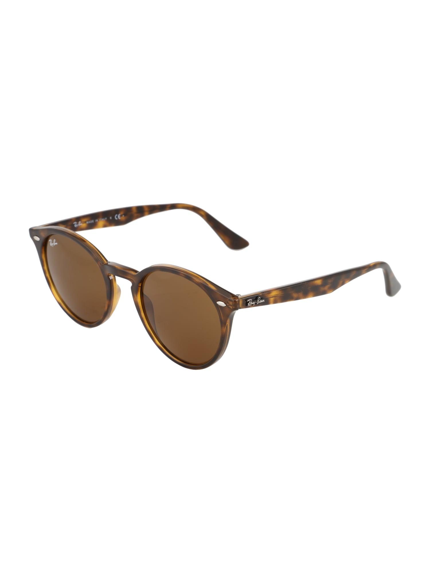 Sluneční brýle Rb2180 tmavě hnědá Ray-Ban