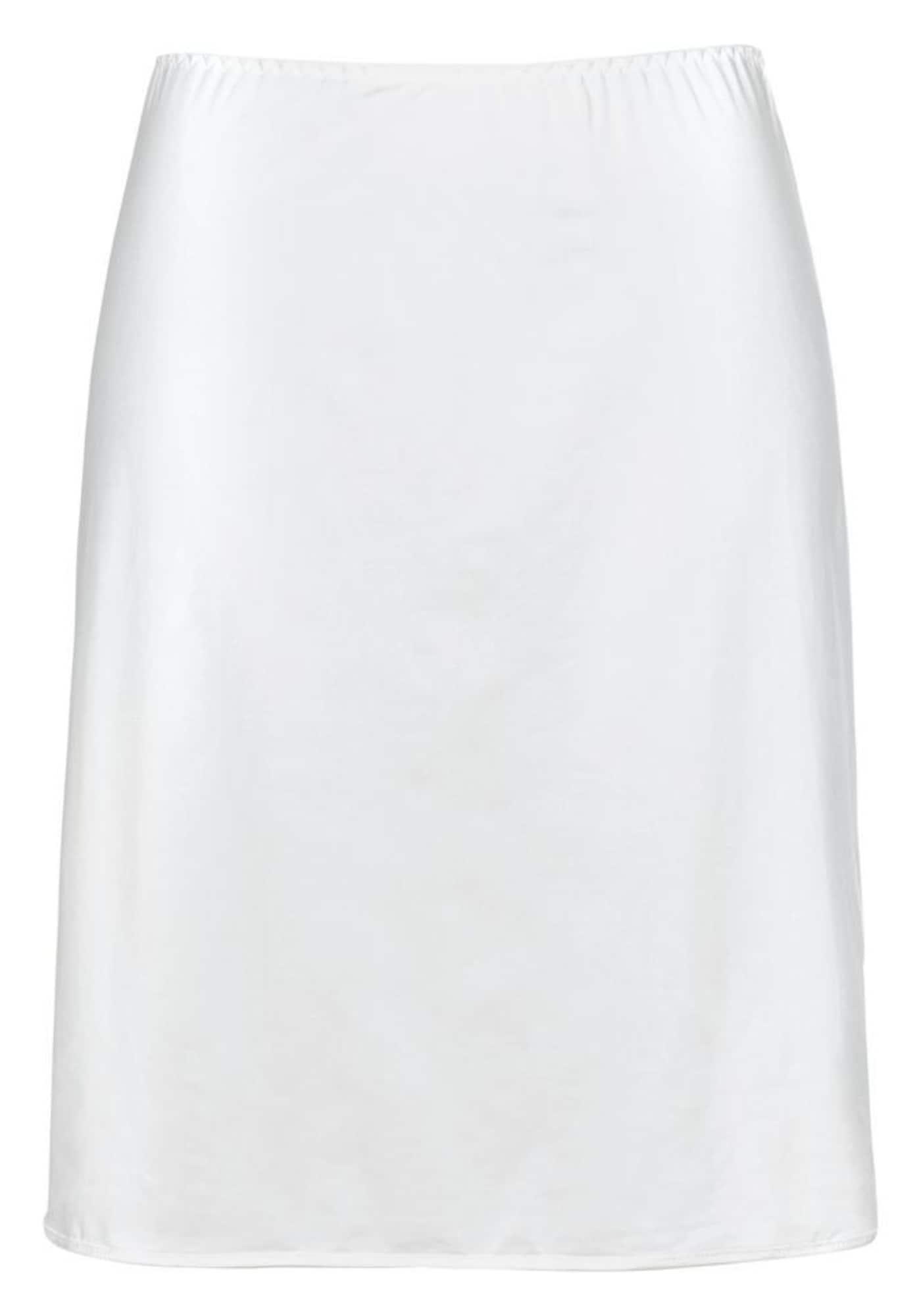 NUANCE Stahovací kalhotky  bílá