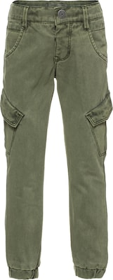 NAME IT Twillhose nittary Regular-Fit-