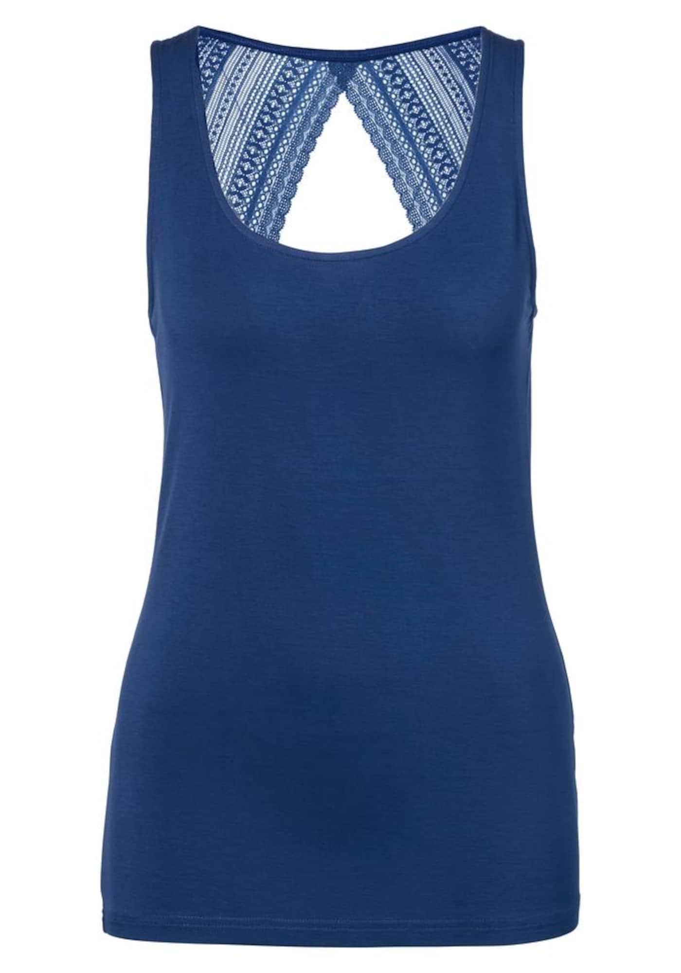 s.Oliver Apatiniai marškinėliai mėlyna