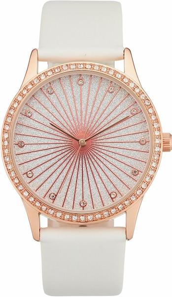 Uhren für Frauen - FIRETTI Quarzuhr rosegold silber weiß  - Onlineshop ABOUT YOU