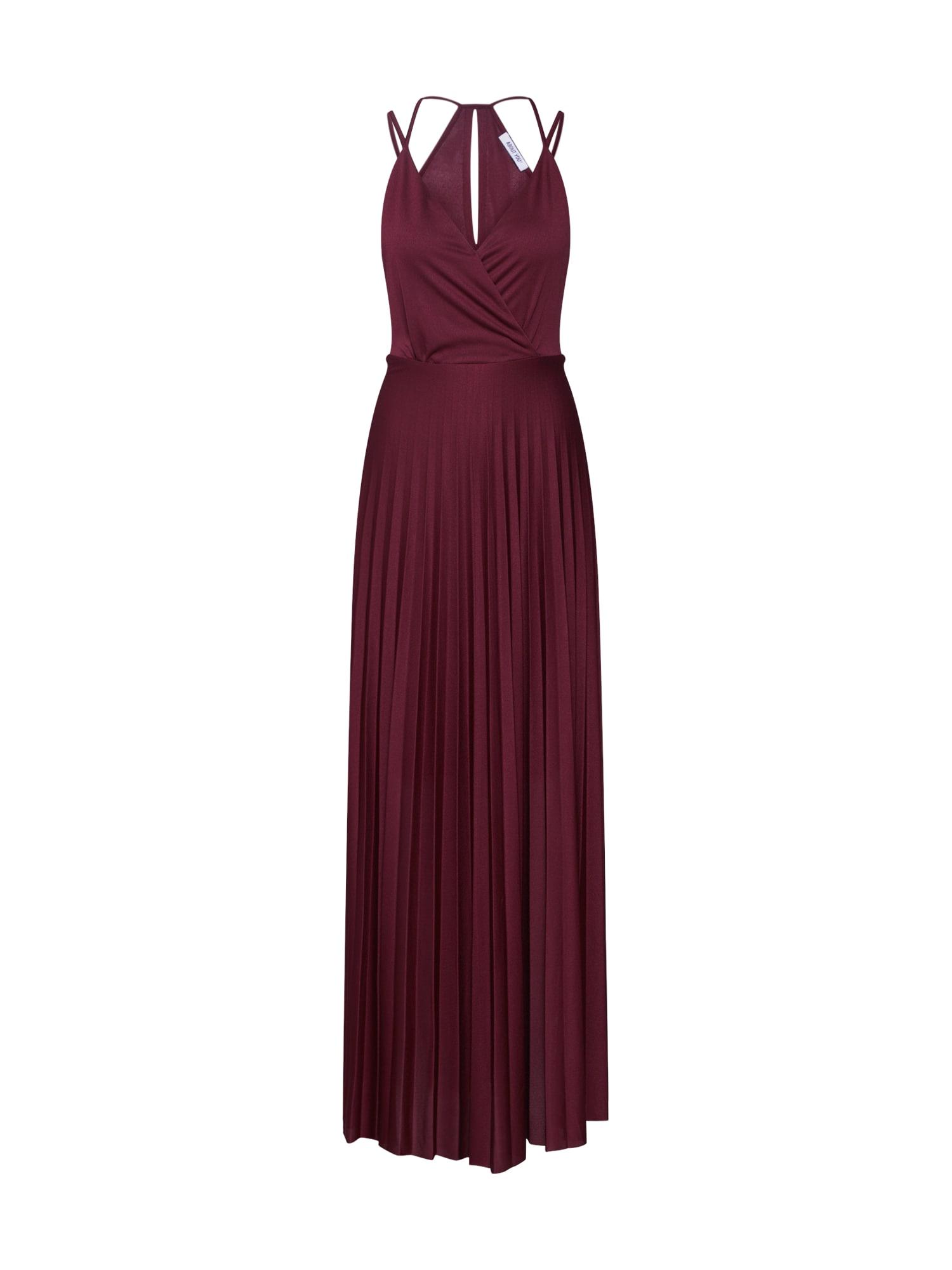 ABOUT YOU Vasarinė suknelė 'Falda' tamsiai raudona
