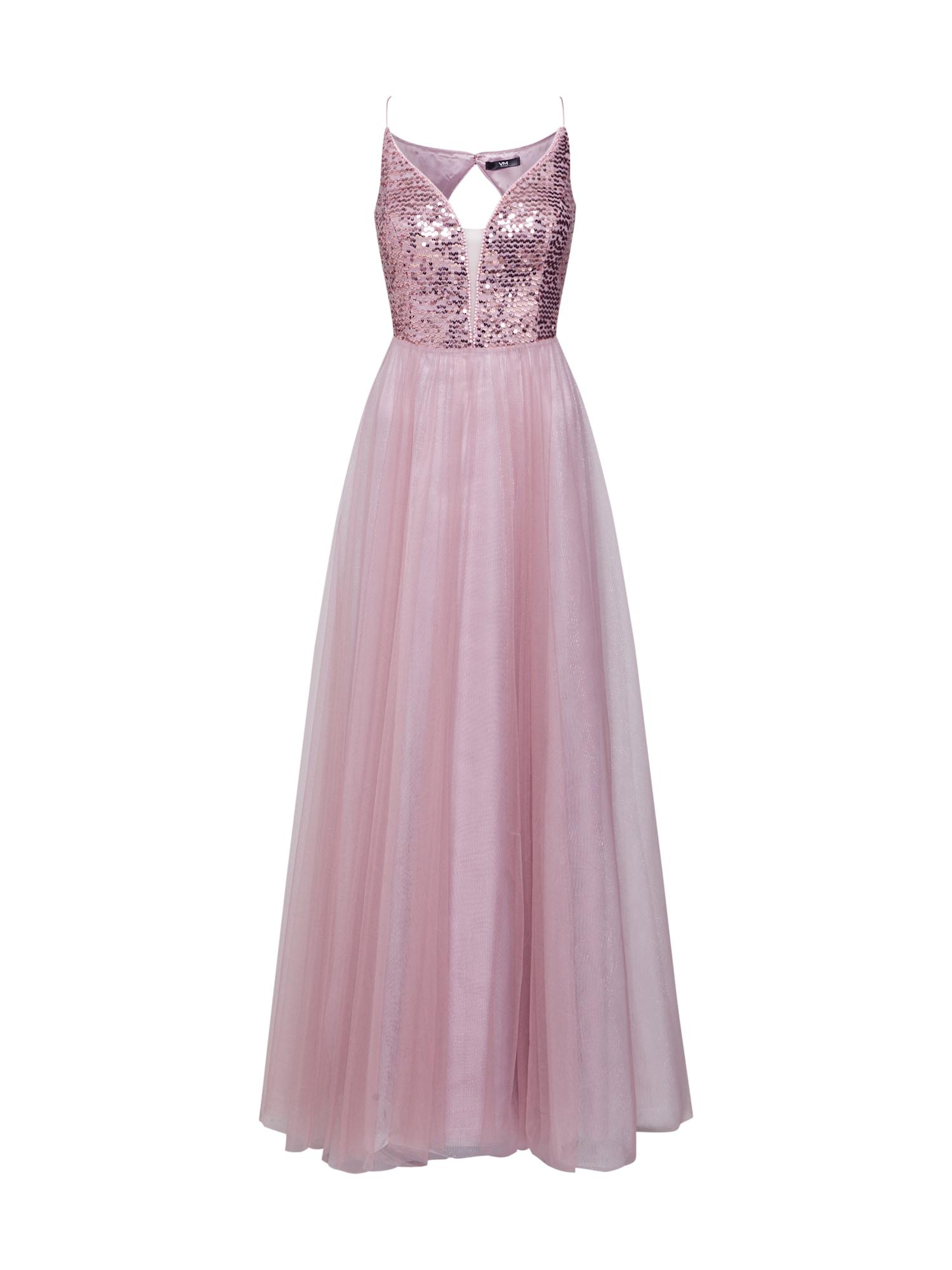 Vera Mont Vakarinė suknelė alyvinė spalva / uogų spalva
