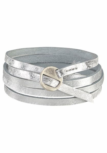 Armbaender für Frauen - J. Jayz Armband silber  - Onlineshop ABOUT YOU