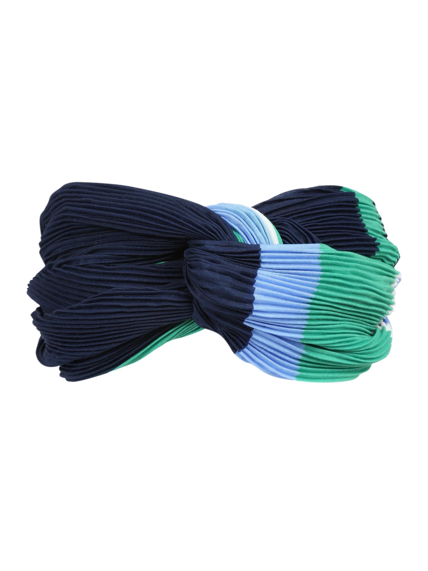 Šperky do vlasů modrá zelená ESPRIT