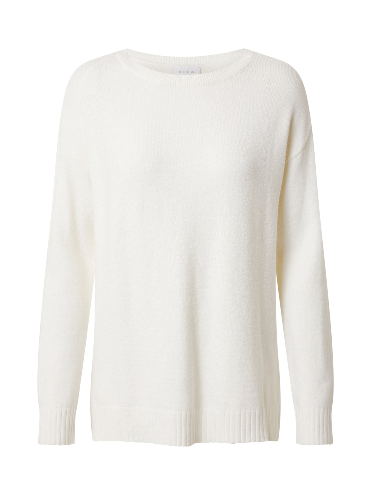 VILA Megztinis balta