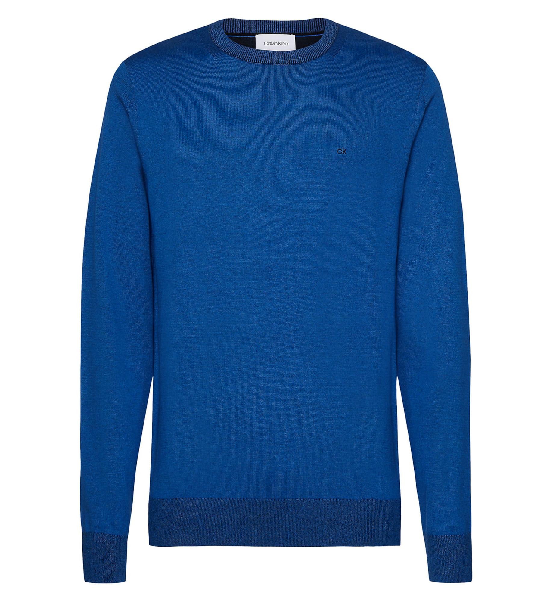 """Calvin Klein Megztinis sodri mėlyna (""""karališka"""")"""