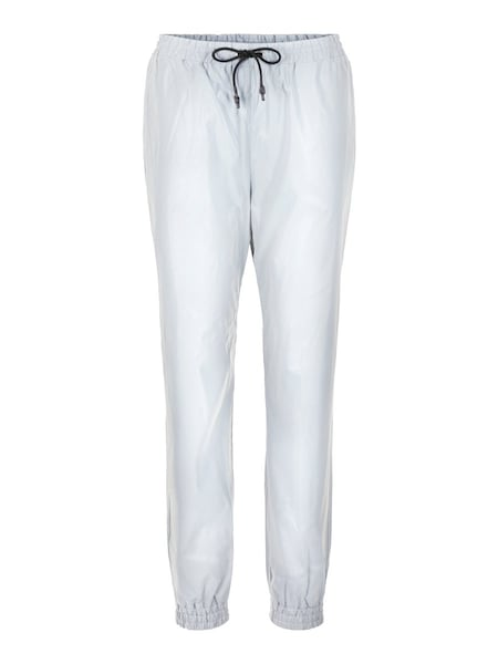 Hosen - Hose 'NMRANDY NW REFLEX PANT' › Noisy May › silber  - Onlineshop ABOUT YOU