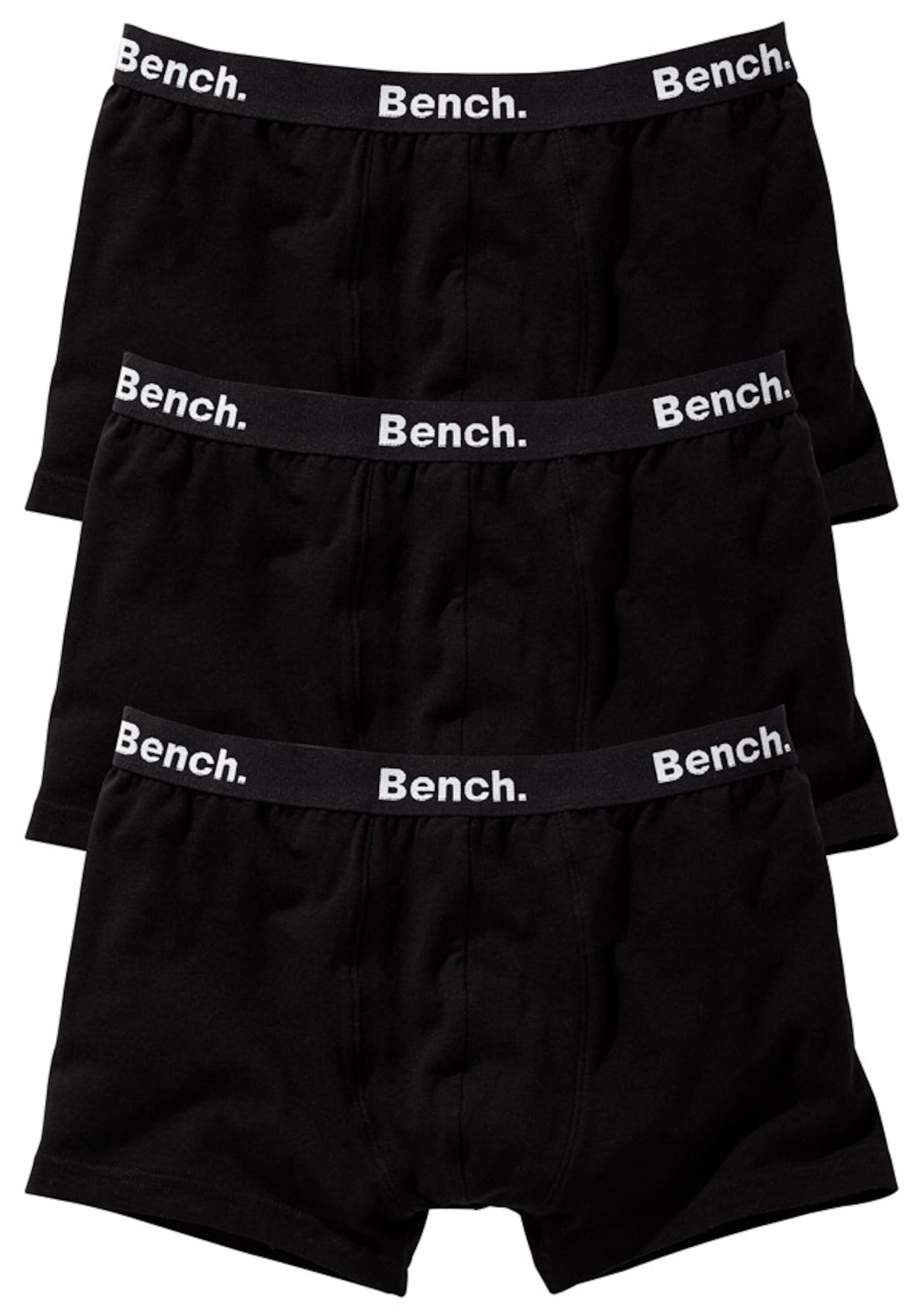 BENCH Apatinės kelnaitės juoda