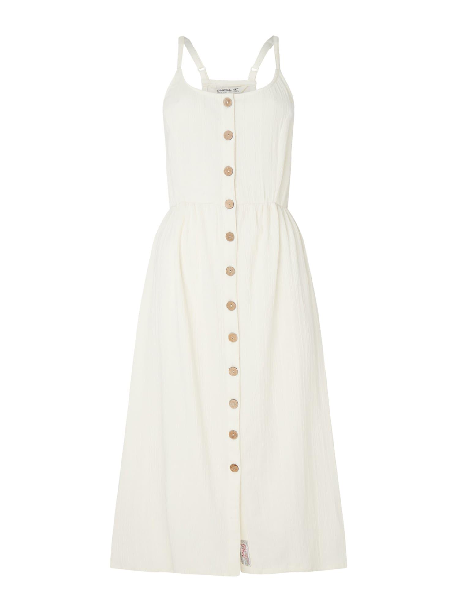 O'NEILL Vasarinė suknelė 'LW AGATA DRESS' balta
