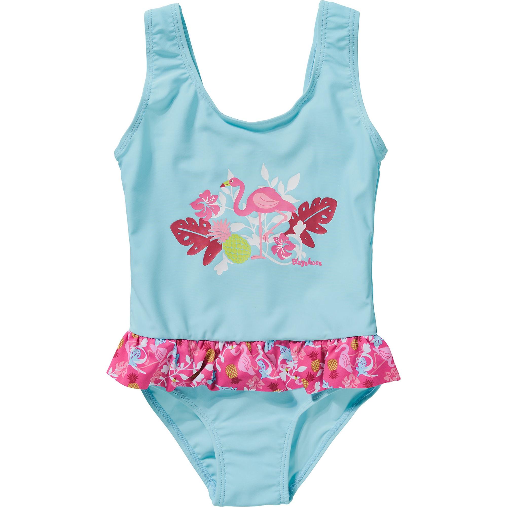 Babybademode - Badeanzug 'Flamingo' - Onlineshop ABOUT YOU