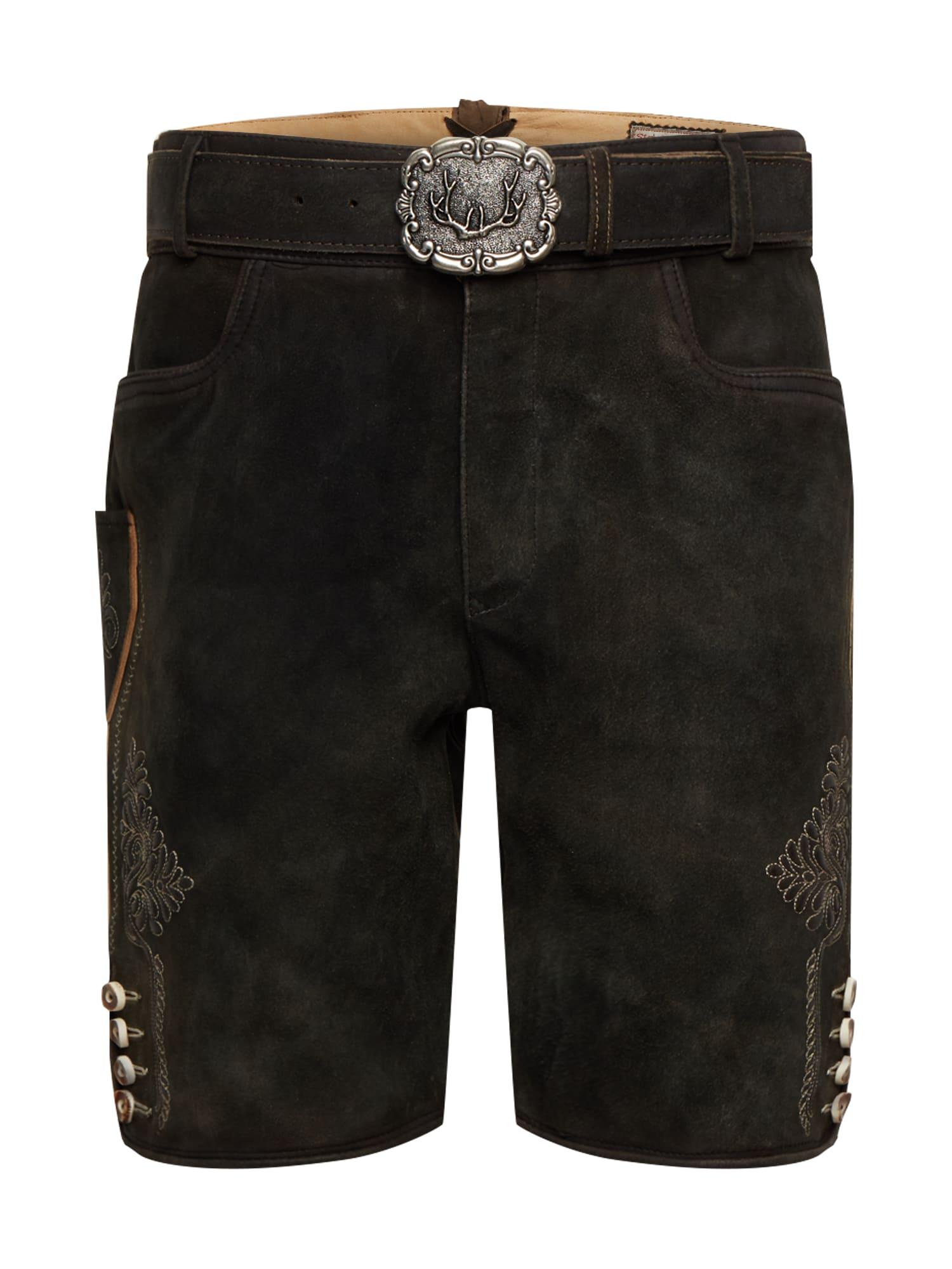 STOCKERPOINT Kelnės su tradiciniais raštais