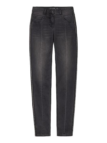 Hosen für Frauen - Jeans › Sandwich › dunkelgrau  - Onlineshop ABOUT YOU