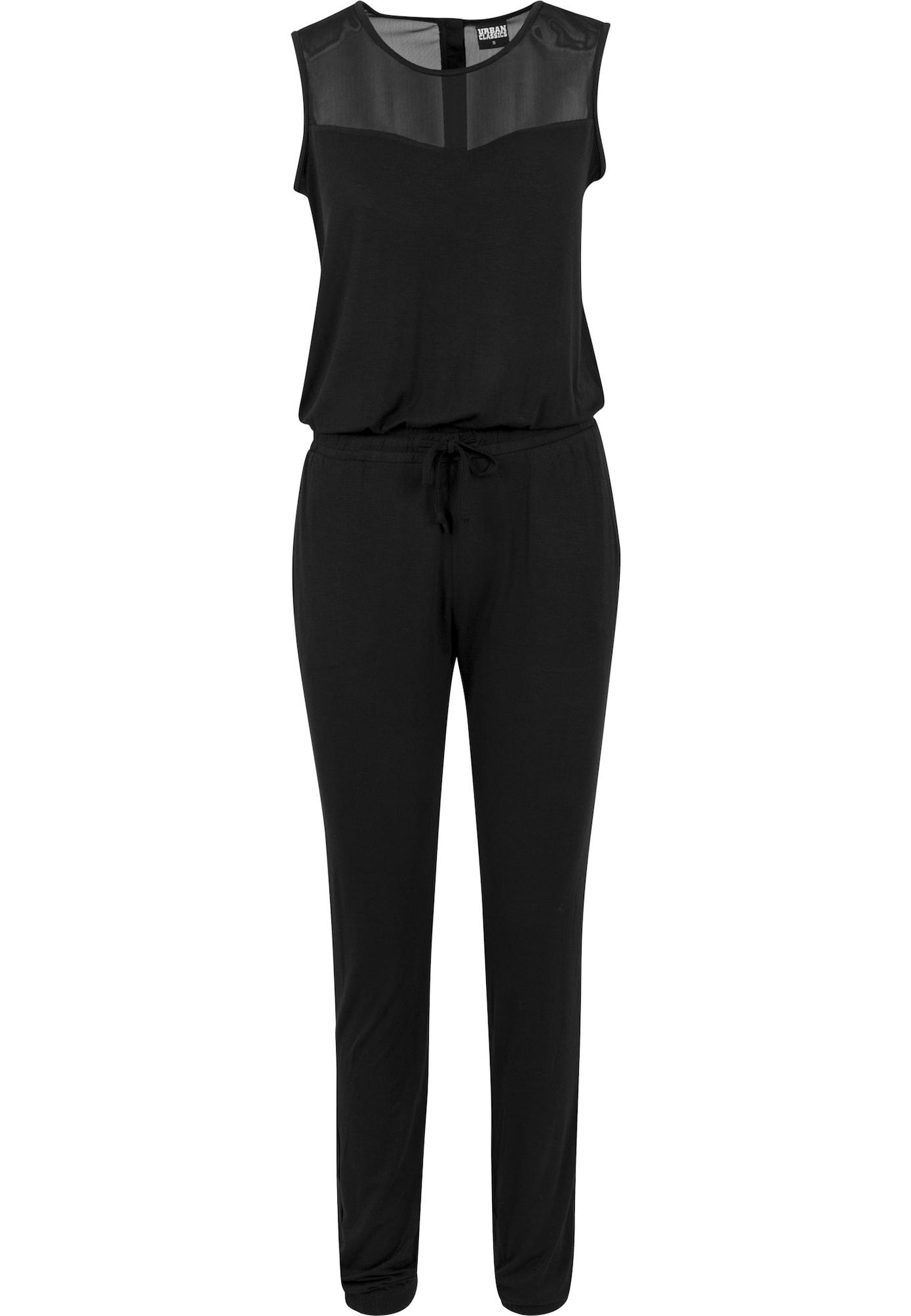 Urban Classics Kombinezono tipo kostiumas juoda