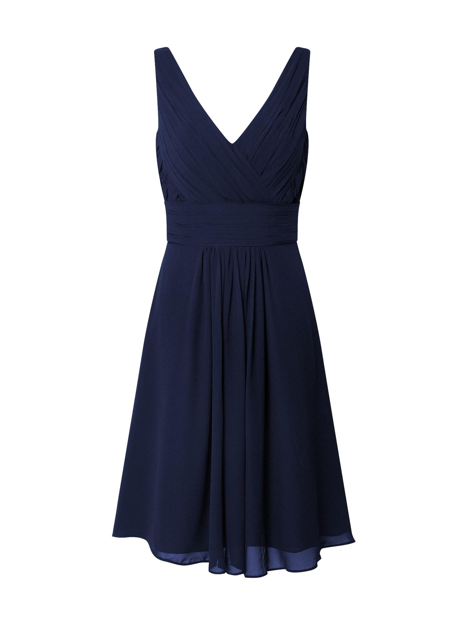 STAR NIGHT Suknelė tamsiai mėlyna