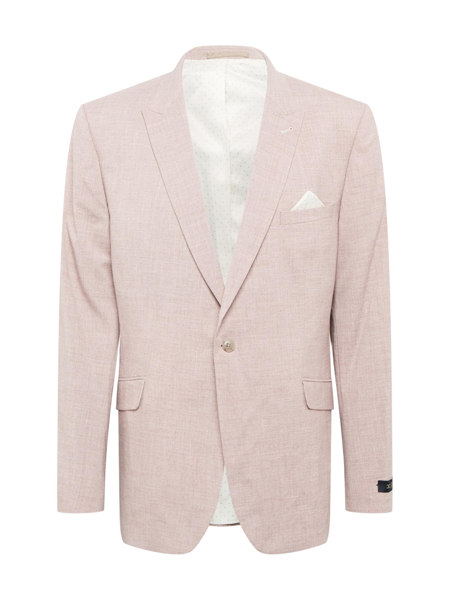 BURTON MENSWEAR LONDON Klasikinis švarkas rožinė