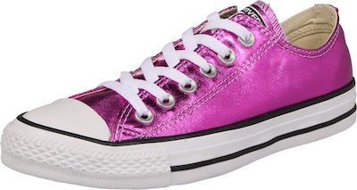 CONVERSE 'Chucks' in Metallic-Optik