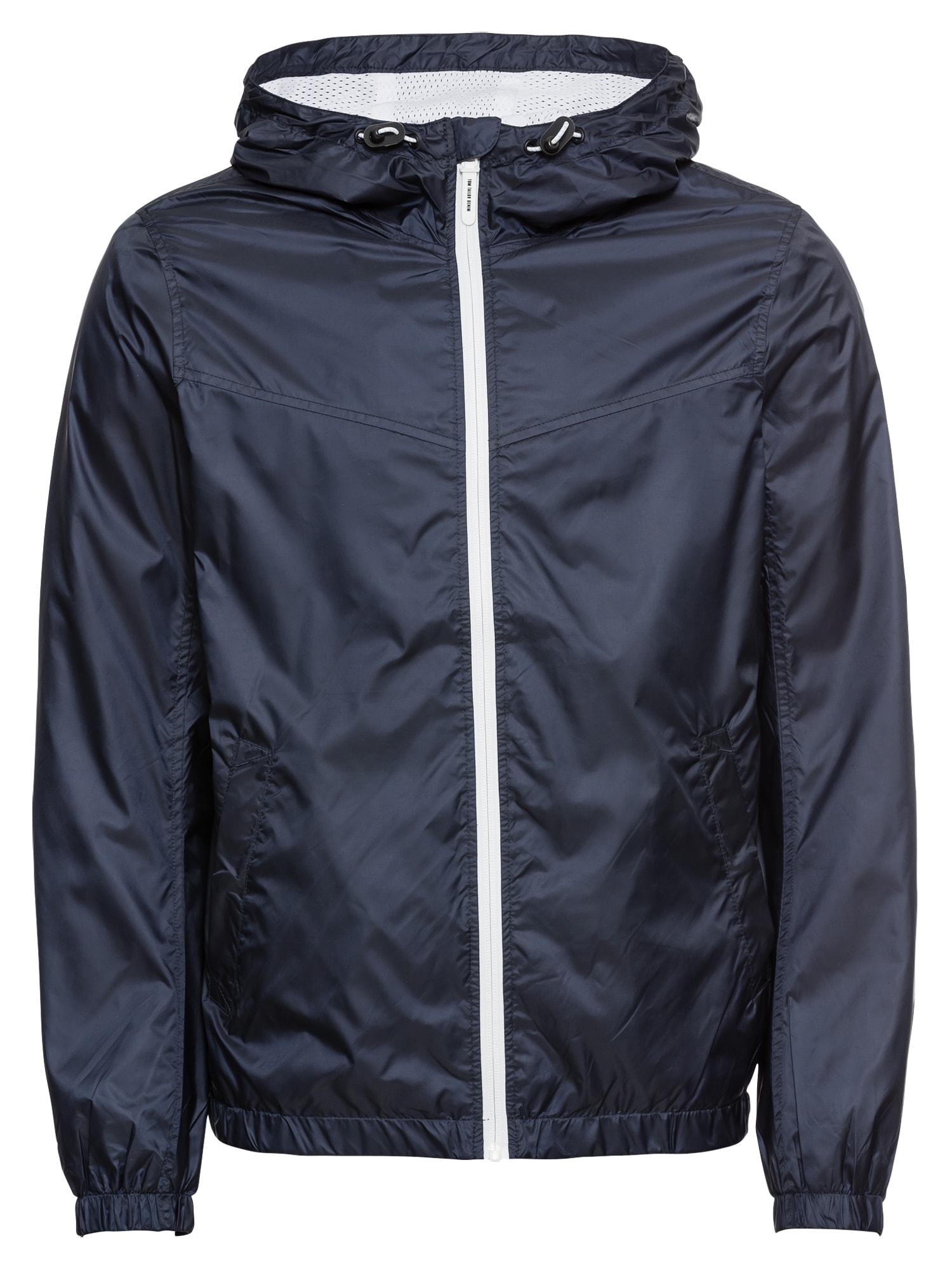 Přechodná bunda námořnická modř TOM TAILOR DENIM