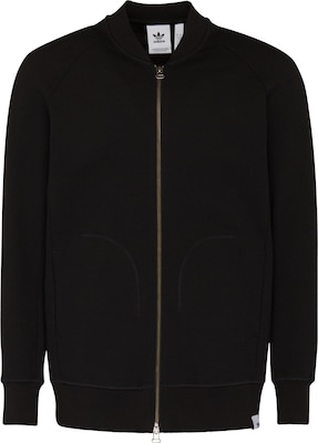 ADIDAS ORIGINALS Basic Sweatjacke