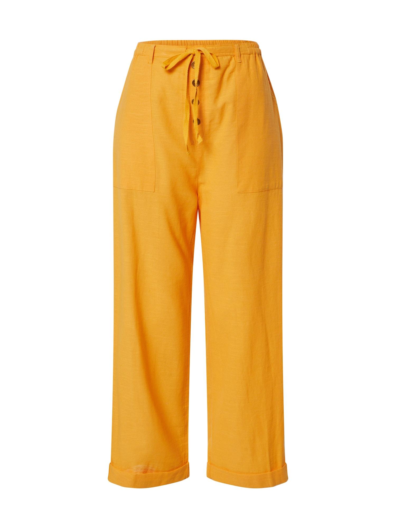 BILLABONG Kelnės 'Bring on' geltona