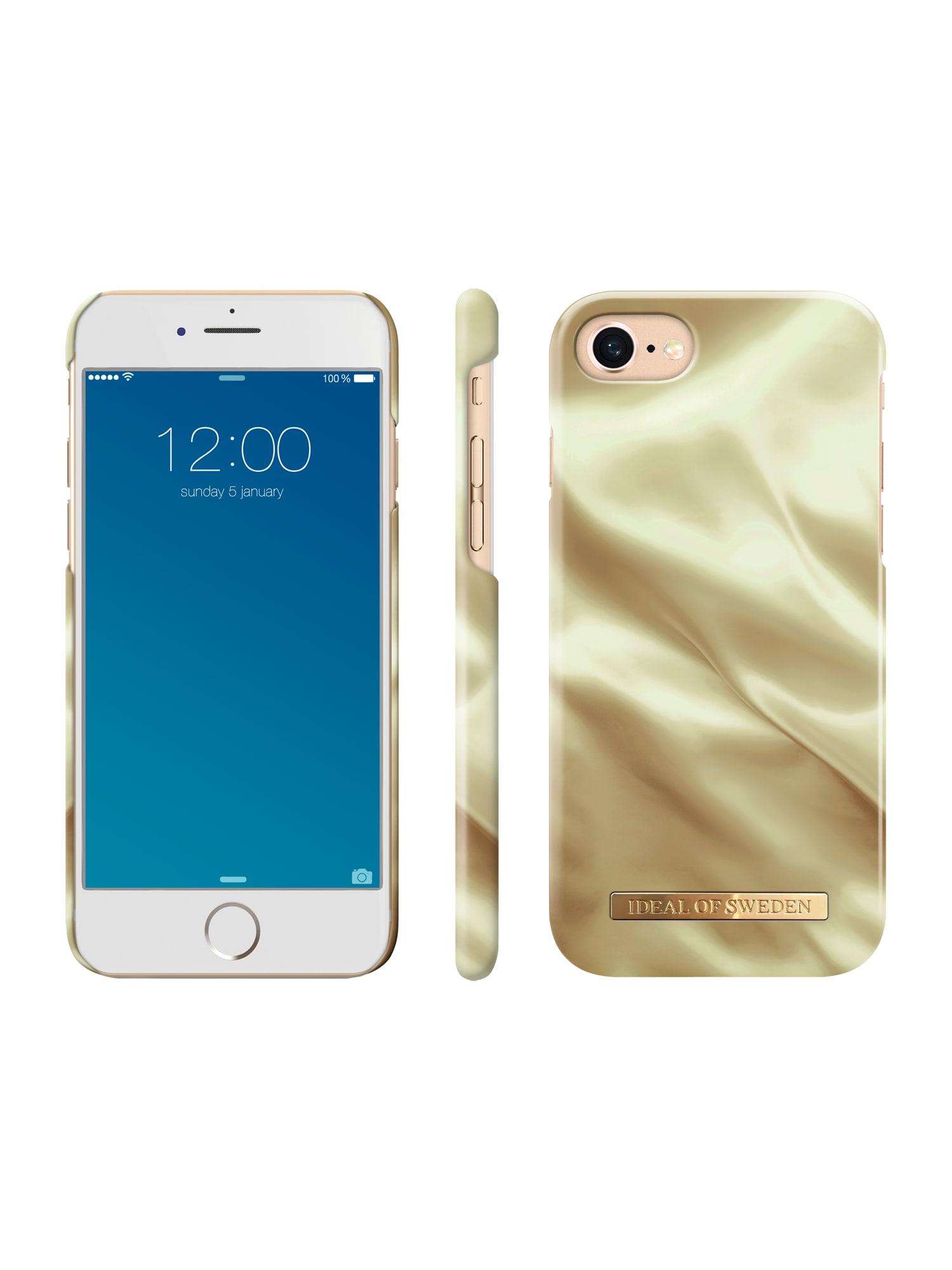 iDeal of Sweden Išmaniojo telefono dėklas 'Fashion Case' smėlio