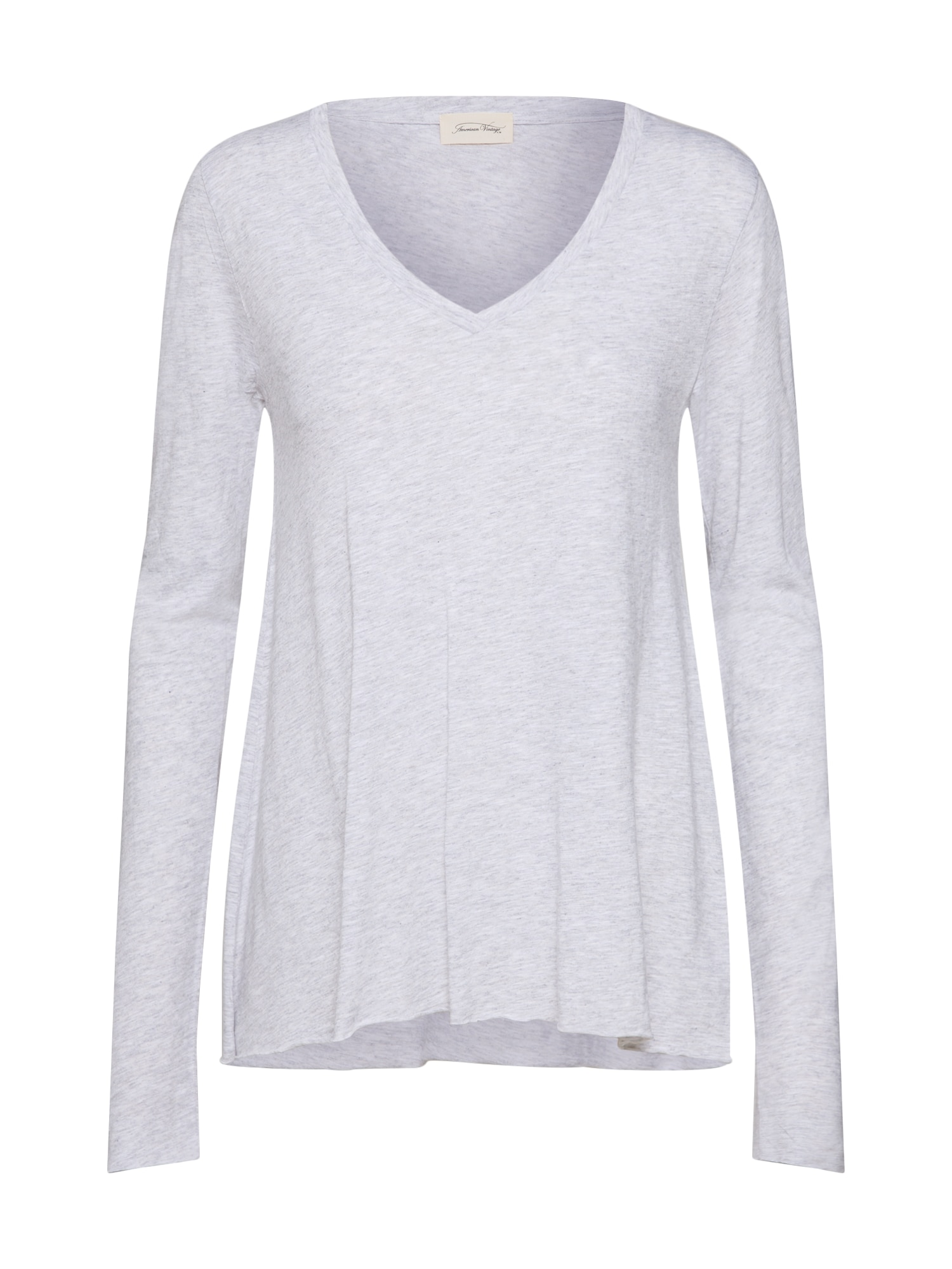 AMERICAN VINTAGE Marškinėliai margai pilka