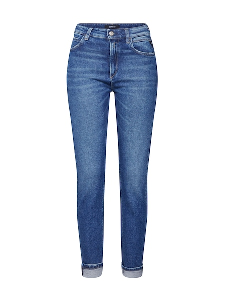 Hosen - Jeans 'NENEH Hose' › Replay › blue denim  - Onlineshop ABOUT YOU