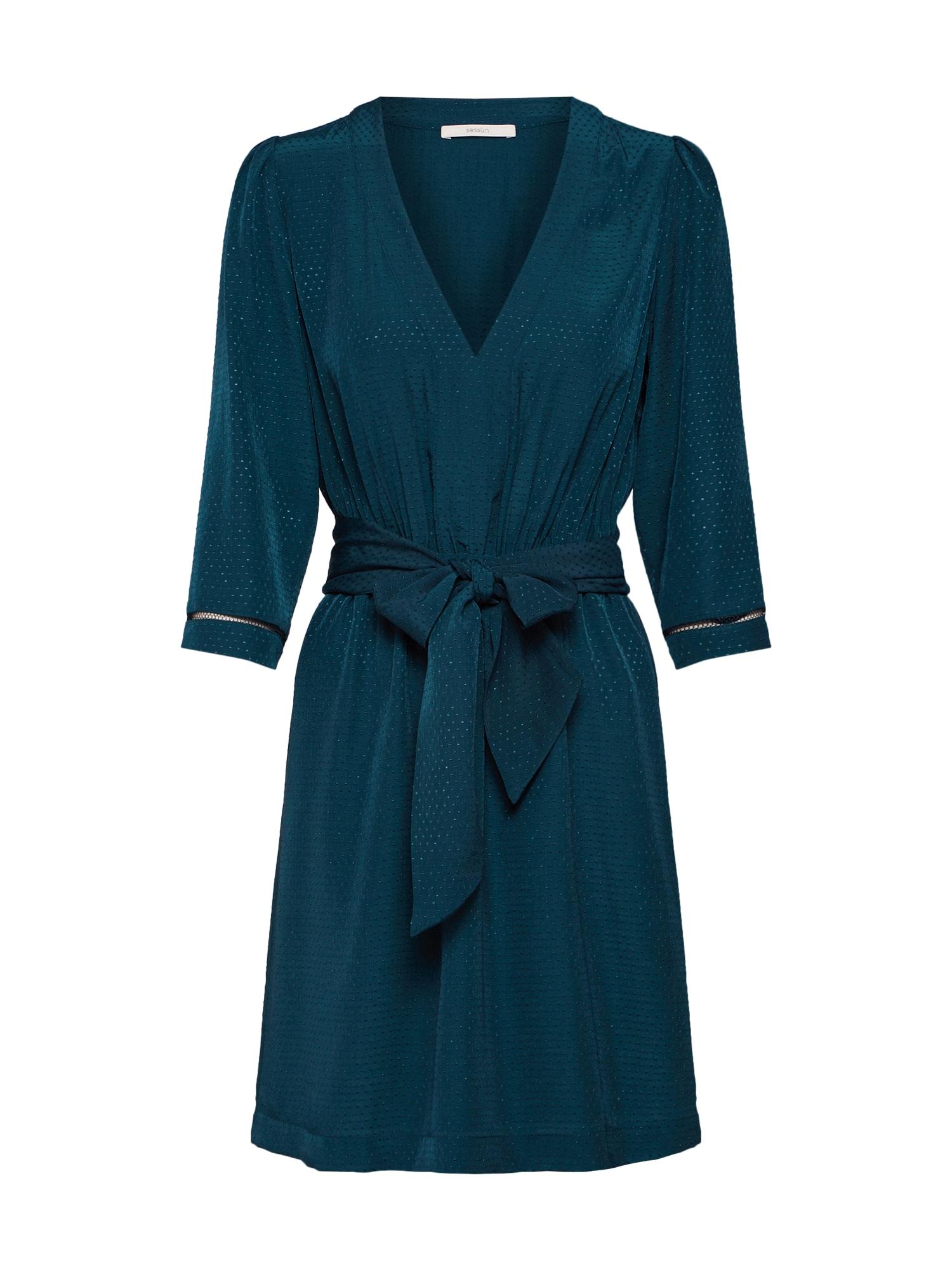 Šaty tmavě modrá Sessun