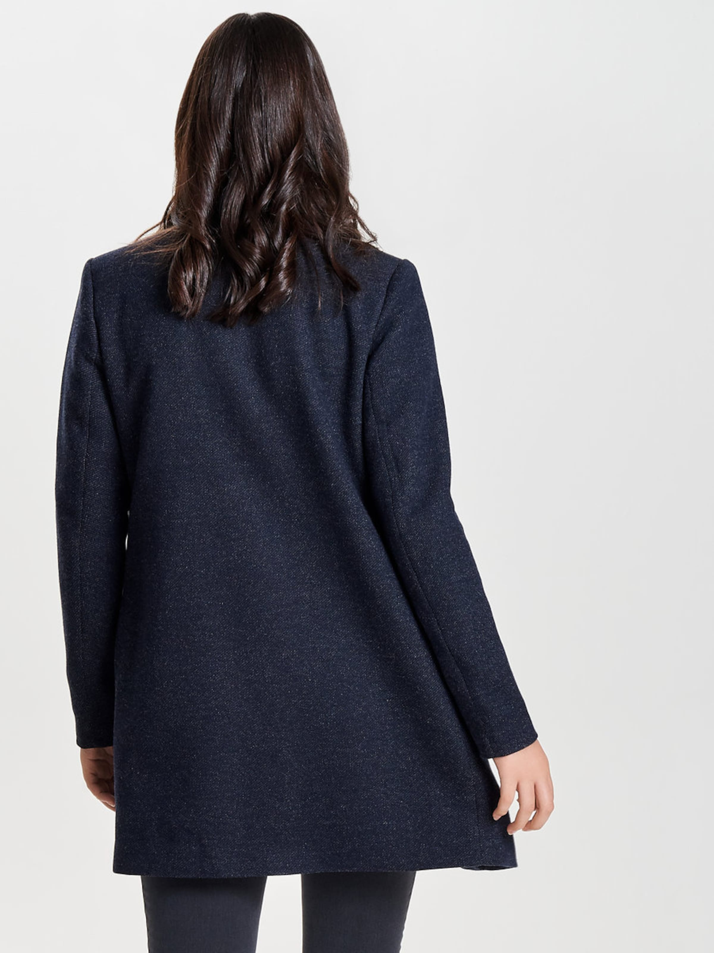 ONLY Damen Mantel SOHO blau | 05713731074602
