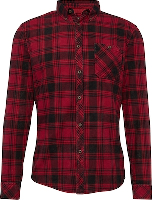 Review Karohemd 'LT FLANELL CHECK'