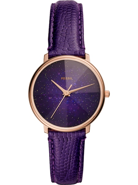 Uhren - Uhr › Fossil › gold dunkellila  - Onlineshop ABOUT YOU