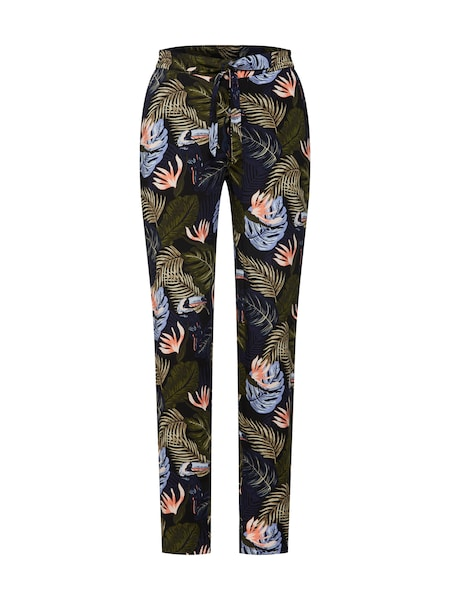 Hosen für Frauen - TOM TAILOR DENIM Hose mischfarben schwarz  - Onlineshop ABOUT YOU