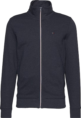 HILFIGER DENIM Sweatjacke in Melange