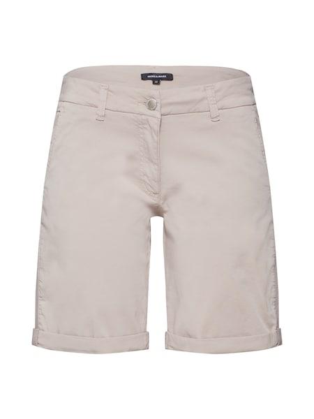Hosen für Frauen - MORE MORE Shorts 'Bermuda' hellbeige  - Onlineshop ABOUT YOU