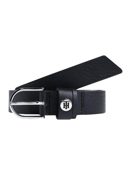 Guertel für Frauen - Gürtel 'Classic Belt 3.5' › Tommy Hilfiger › schwarz  - Onlineshop ABOUT YOU