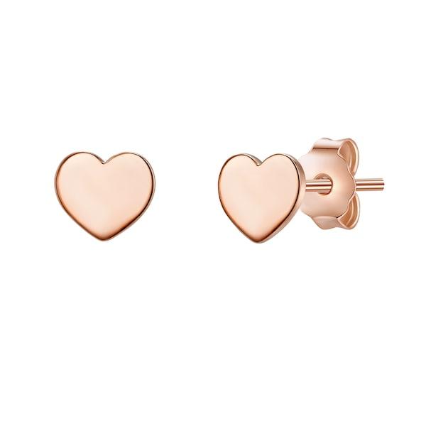 Ohrringe für Frauen - Ohrstecker › Glanzstücke München › rosegold  - Onlineshop ABOUT YOU