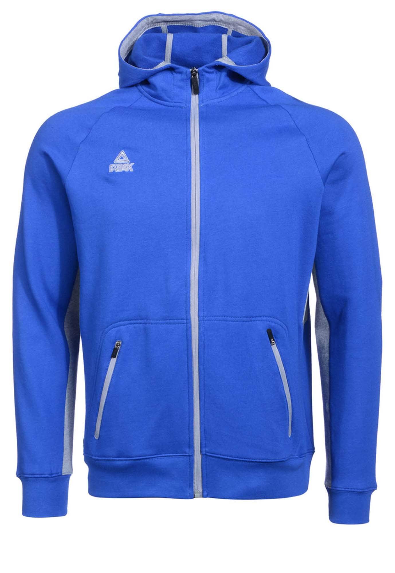 Zip Hoody | Bekleidung > Sweatshirts & -jacken > Zip-Hoodies | Peak