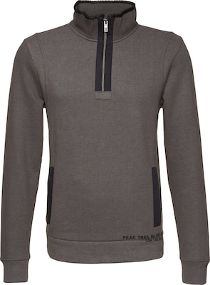 TOM TAILOR Sweatshirt 'solid,1/1'