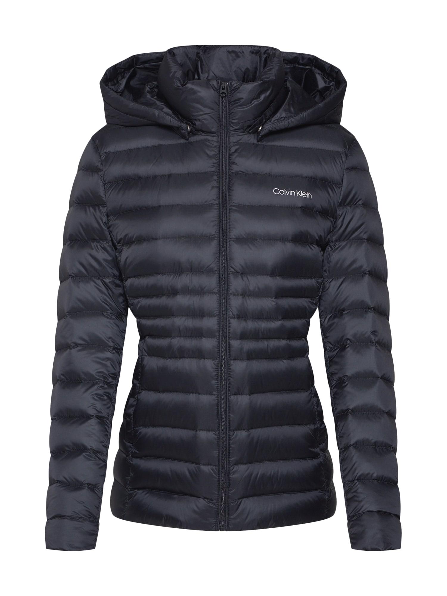 Zimní bunda ESSENTIAL LIGHT černá Calvin Klein