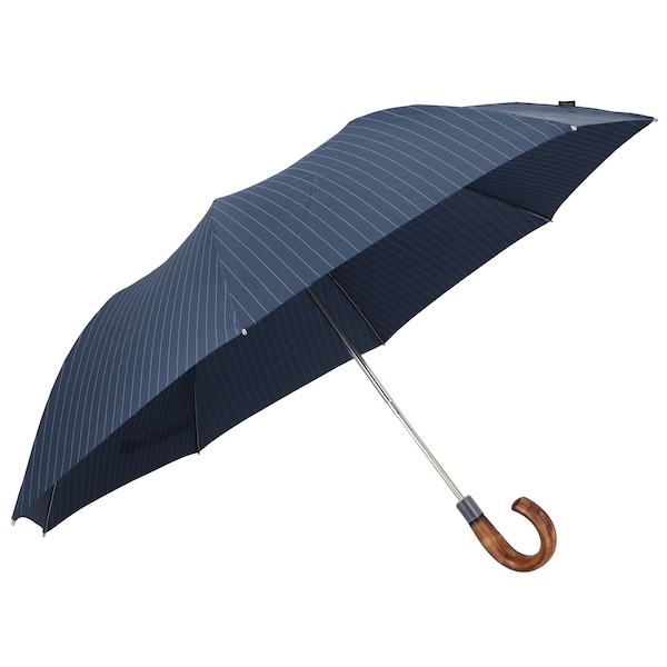 Regenschirme - Stockschirm › knirps › navy weiß  - Onlineshop ABOUT YOU