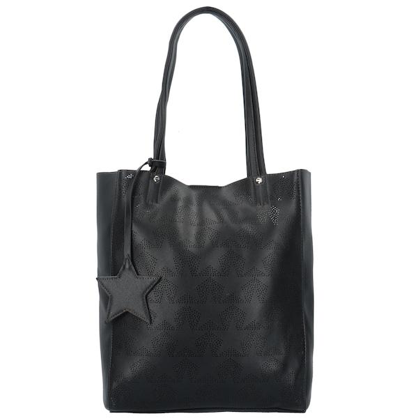 Shopper für Frauen - TOM TAILOR DENIM Shopper schwarz  - Onlineshop ABOUT YOU