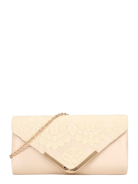 Clutches - Tasche '	Envelope Clutch' › Mascara › champagner  - Onlineshop ABOUT YOU