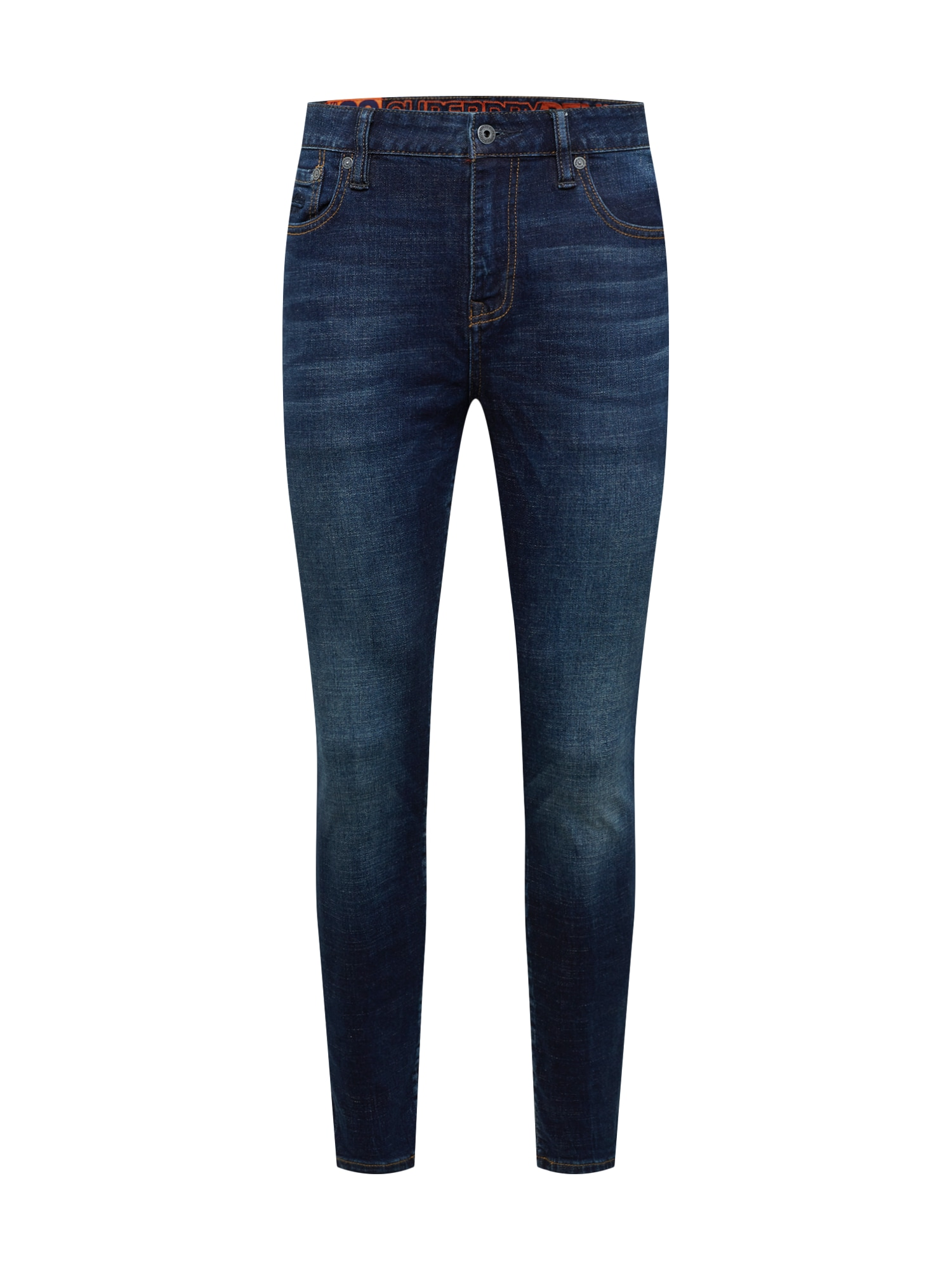 Superdry Džínsy 'TRAVIS SKINNY'  modrá denim