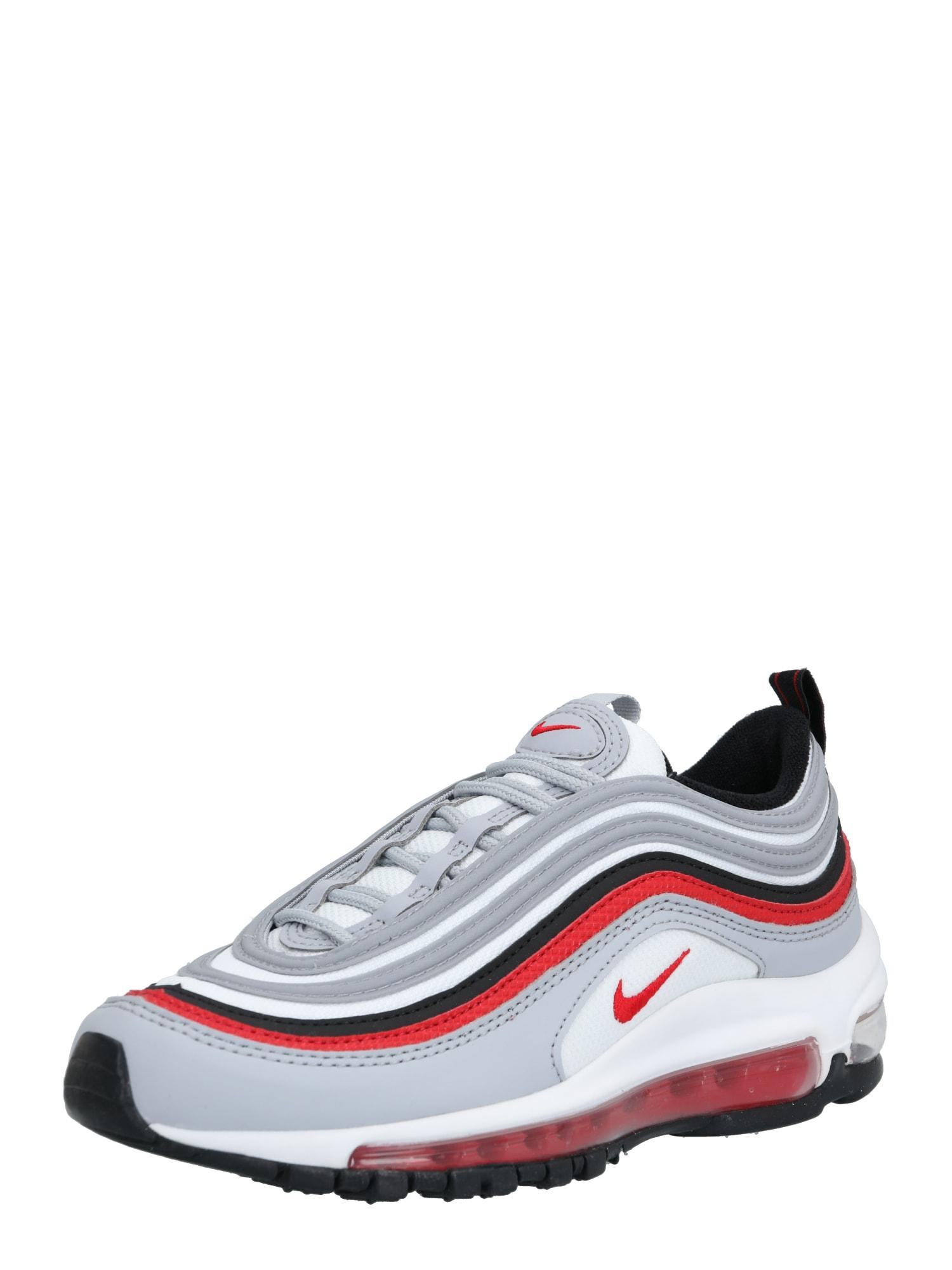 Nike Sportswear Tenisky 'Air Max 97'  krvavo červená / sivá